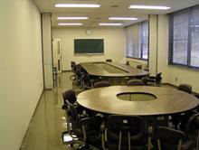 第2、第3演習室(仕切開放時)